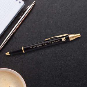 Długopis parker z grawerem na rocznicę