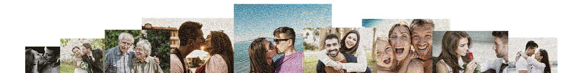 fotomozaika mozaika ze zdjęć portfolio mozaik