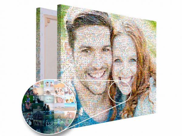 Fotomozaika mozaika ze zdjęć PicArta