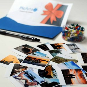 Mapa podroży do oznaczania odwiedzonych miejsc - zestaw zdjęć PicArta