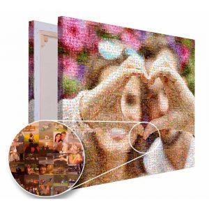 Mozaika ze zdjęć prezent na rocznicę związku PicArta