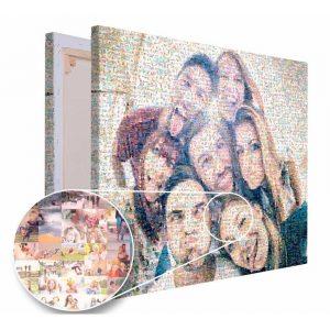 Mozaika ze zdjęć prezent na urodziny dla znajomego PicArta