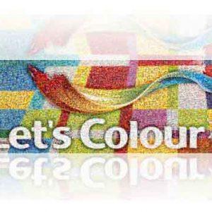 Wideo mozaika ze zdjęć dla firm Dulux PicArta
