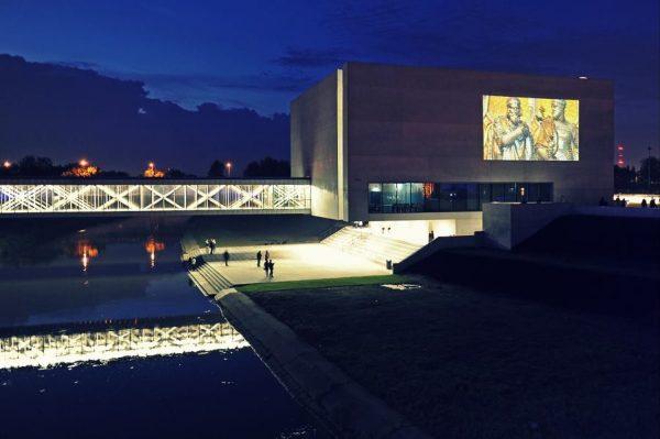 Wideo mozaika ze zdjęć dla firm Brama Poznania PicArta