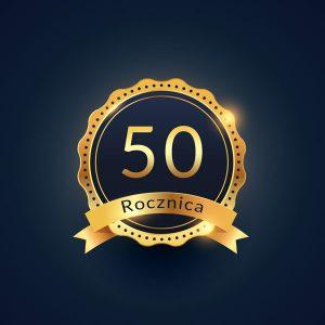 Prezent na 50 rocznicę ślubu