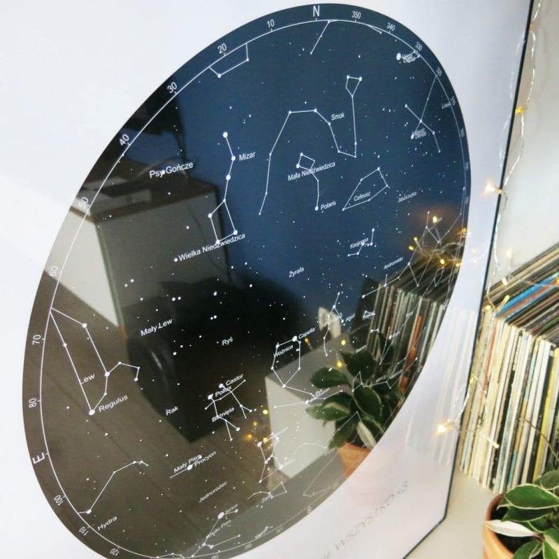 Personalizowana mapa nieba PicArta