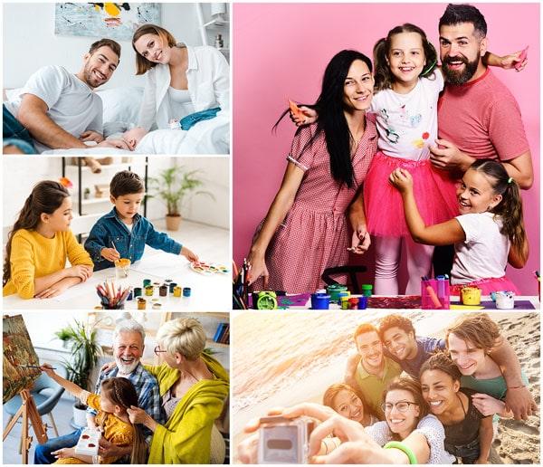 malowanie po numerach dla doroslych dzieci bliskich rodziców w i znajomych