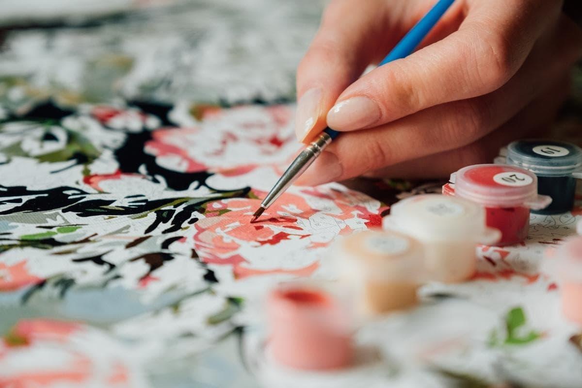 Malowanie po numerach z dowolnego zdjęcia